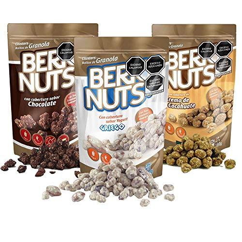 Yogurt Gastro Protect marca BERRY NUTS