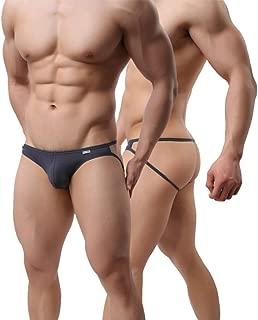 MuscleMate Men's Thong G-String Men's Comfort Underwear Jockstrap Men's Undie
