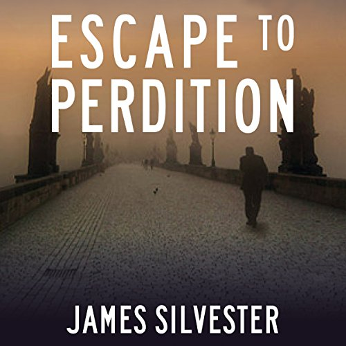 Escape to Perdition audiobook cover art