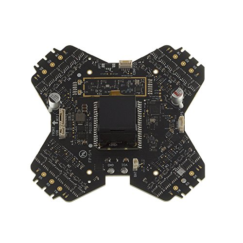 DJI Phantom 3 - ESC Center Board und MC und Receiver 5.8G(Sta) ESC - RC-Modellbau Einzelteile (ESC, DJI, Quadcopter, Phantom 3 Standard (Non-Japanese Versions), 15-17.4, Schwarz)