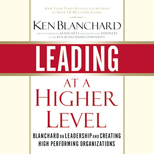 Leading at a Higher Level Titelbild