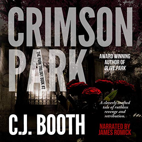 Crimson Park audiobook cover art