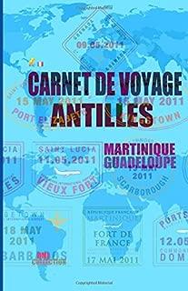 guadeloupe martinique carte