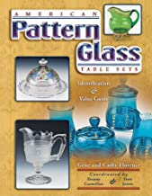 American Pattern Glass Table Sets (Collector's Guide)