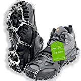 Outdoor 360 Crampons for Hiking Boots - 19...