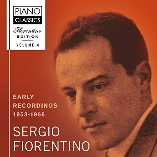 Sergio Fiorentino : Early recordings, 1953-1966.