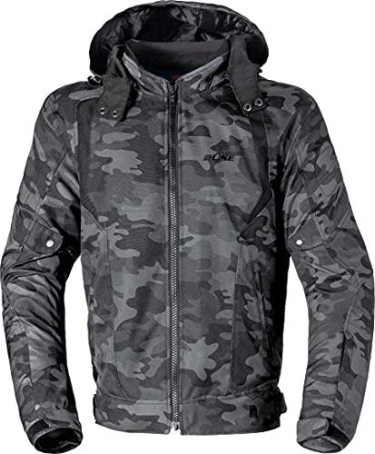 Büse Downtown Motorrad Textiljacke Camouflage XXL