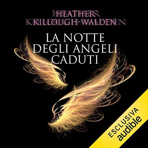 La notte degli angeli caduti copertina