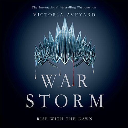 War Storm cover art