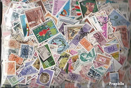 Prophila Collection Italia 1.500 Diversi Francobolli (Francobolli per i Collezionisti)