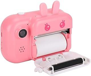 2,4-inch 16G Print Camera Fotoprinter Draagbare 1080P Dual‑Lens voor thermisch afdrukken Kinderen Camera Kind Geschenken (...