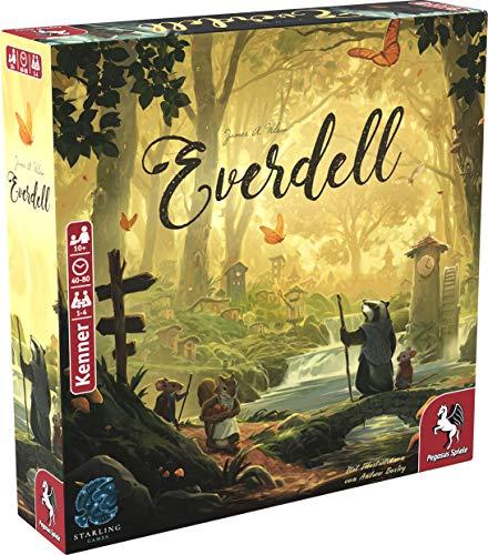 Pegasus Spiele 57600G - Everdell (deutsche Ausgabe)