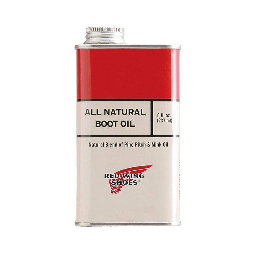 ベーカリー牧草地章レッドウィング REDWING 97103 オールナチュラルブーツオイル All Natural Boot Oil