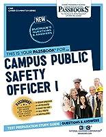 Campus Public Safety Officer I (Career Examination)