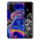Kult Funda Samsung Galaxy S20 Plus S20+ Design: Pandoras Box, Caso para Case For Samsung S20 Plus S20+, Designer Luxury Fashion Cover [Anti-Rasguño Protección de Esquina Protector Completo]
