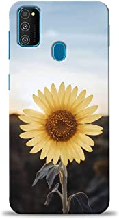 PRINT STATION Printed Back Case Cover for Samsung Galaxy M30s - 6619
