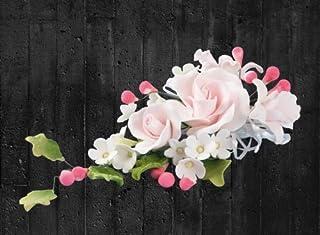 Zuckerblumenbouquet Rosen