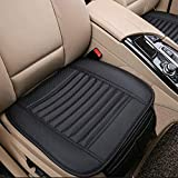 Car Seat Pad, Breathable Car Seat Cushion with PU Leather Waterproof Seat Cover