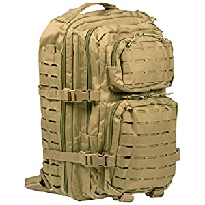 51OVqE2RRtL. SS300  - Mil-Tec Normani US Assault Pack Laser Cut - Mochila