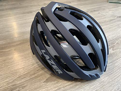 Lazer Z1 Helmet, Matt Blue/Grey, Medium