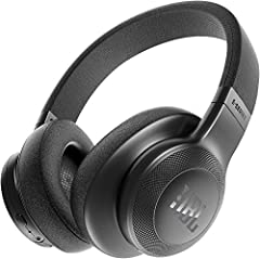 JBL E55BT Over-Ear Wireless Headphones Black OPEN BOX