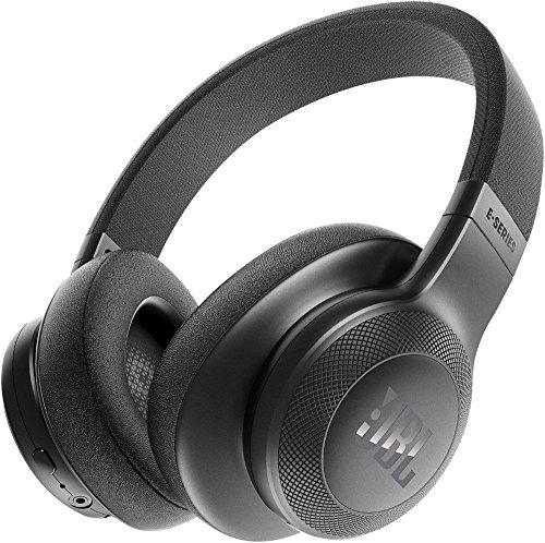 JBL E55BT - Auriculares de Diadema, Color Negro