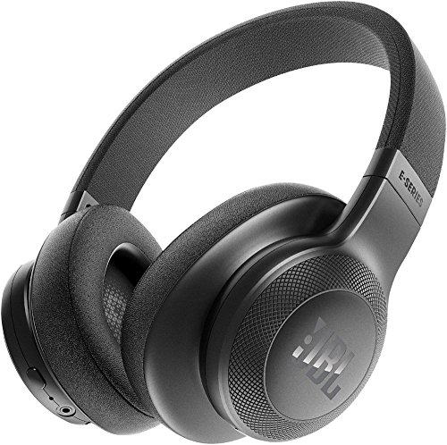 JBL E55BT Over-Ear Wireless Headphones Schwarz