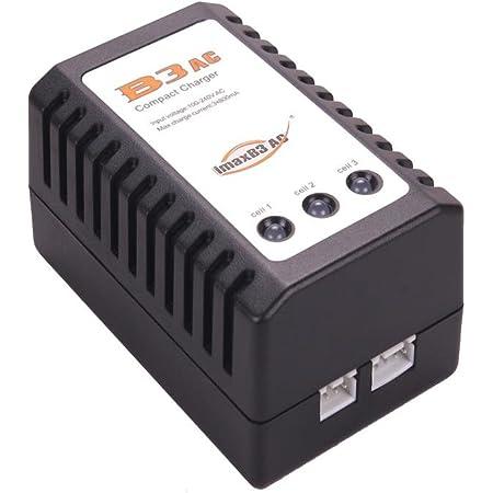 Robocraze Imax B3 Lipo Battery Balance Charger   Imax B3 2S-3S Lipo Battery Charger   Lithium RC Battery Charger