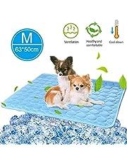 ZQTRT - Alfombrilla de refrigeración para Perros, no tóxica, Almohadilla de enfriamiento de Gel autorefrigerante, no Requiere Agua o refrigerador…