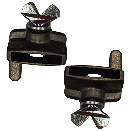 Set of 2 New Touch Control Stops Fits SP Farmall 100, 130, 140, 200, 230, Fits Cub, Super A, Super C Models Interchangeable with 350717R91