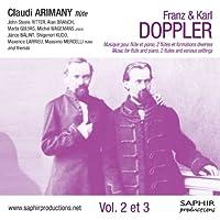 Doppler: Music for Flute & Pia