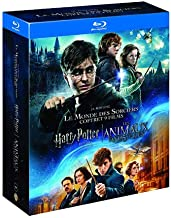 Harry Potter 8 Film Collection & Fantastic Beasts - 9-Disc Box Set ( Harry Potter and the Sorcerer's Stone / Harry Potter and the Chamber of Secrets / Harry Pott [ Blu-Ray, Reg.A/B/C Import - France ]