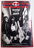 MELODY DAY - SPEED UP (3rd Single Album) CD+Photobook [韓国盤]