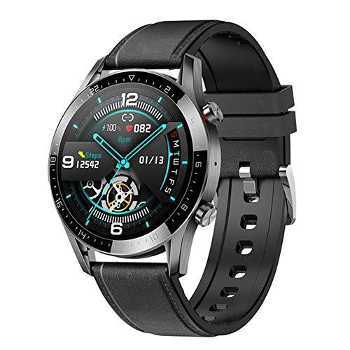 AEF 1.28' Smartwatch, Reloj Inteligente, Pulsera Actividad Impermeable IP67 para Hombre Mujer para Android iOS,2