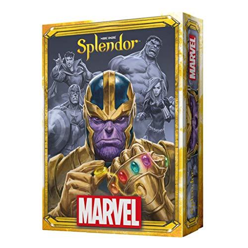 Space Cowboys - Splendor Marvel - Brettspiel in Spanisch (SPCSPLMA01ES)