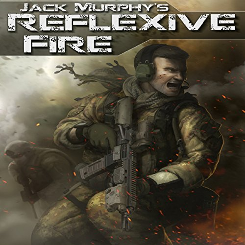 Reflexive Fire audiobook cover art
