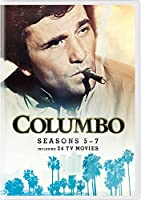 Columbo: Seasons 5-7 (Including 24 TV Movies) [DVD]