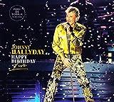 Songtexte von Johnny Hallyday - Happy Birthday Live