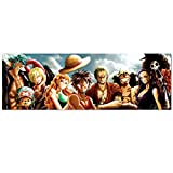 InsNordic Anime One Piece The Straw Hat Pirates Poster
