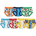 7-Pack Sesame Street Boys Underwear Multipacks (4T, 2-3T or 18 Months)