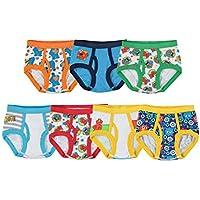 7-Pack Sesame Street Toddler Boys Brief Underwear