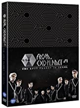 EXO - EXO FROM. EXOPLANET #1 - THE LOST PLANET - IN SEOUL DVD (3Disc) + 12 Photobooks + extra Photocards Set