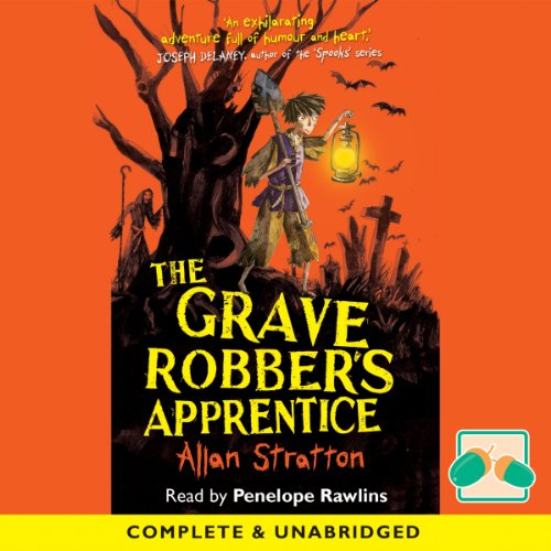 The Grave Robber's Apprentice cover art