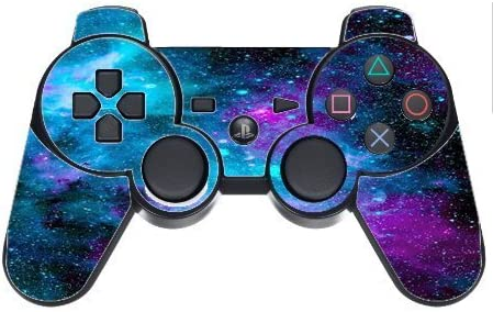 Decal Arlington Mall Sticker Nebula Galaxy Attention brand Space PS3 Print Dual Design Pattern
