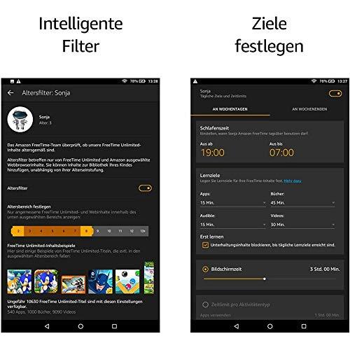Amazon Fire HD 8 – Kinder-Tablet – Kids Edition (2020) – 8 Zoll, 32 GB - 6