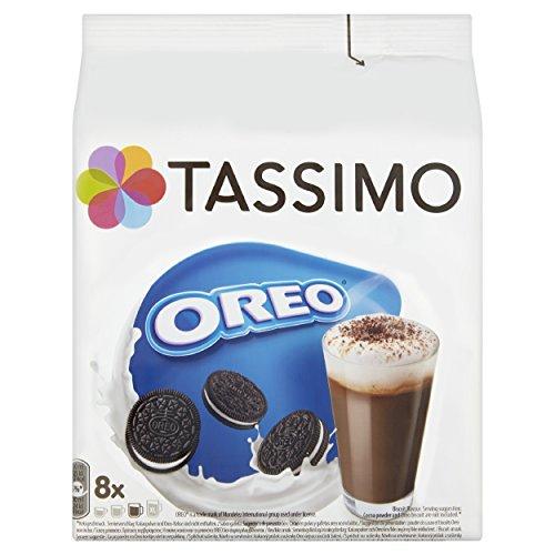 Tassimo Oreo 8 Portionen 332 G Packung Zu 5