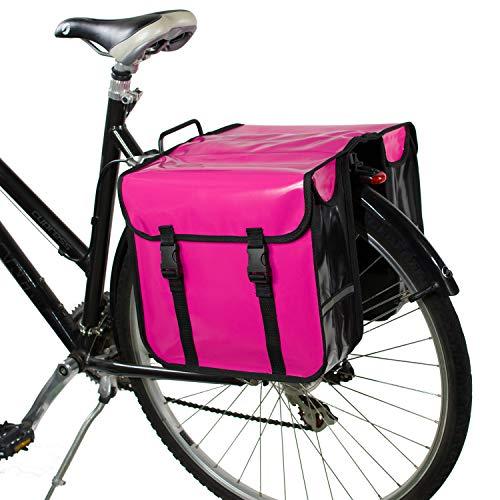 BikyBag Waterdichte klassieke dubbele fietstas fiets fietsen fietsen winkelen