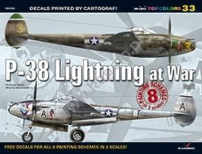 P-38 Lightning at War, Part 2 (Mini Topcolors)