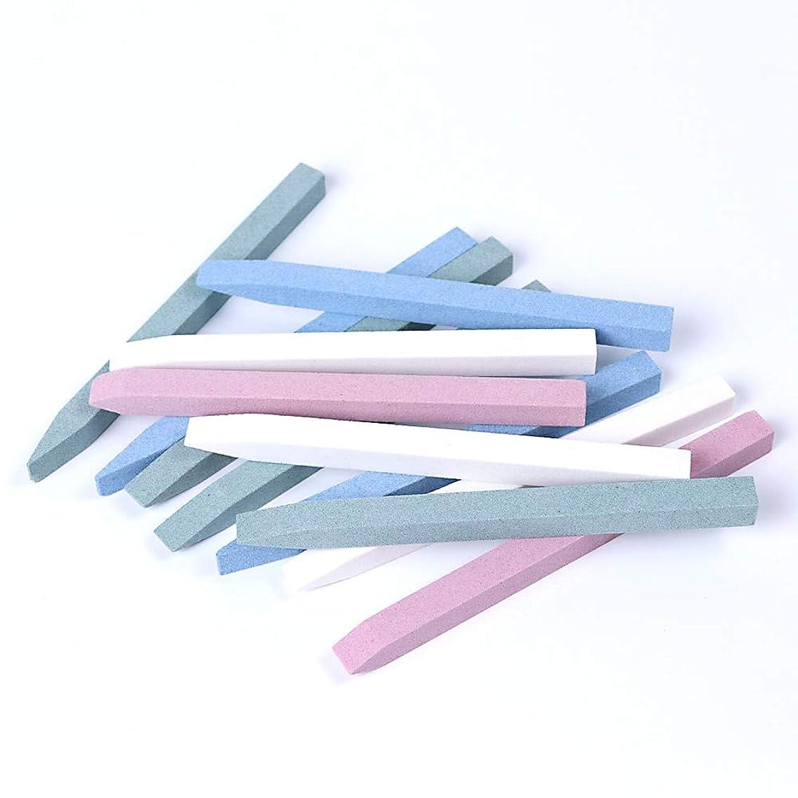 Nail File - 5pcs Nail Files Sponge Bffe Block Foam Pedice Accessoies Aow Sanding Pofessional Gel Polish Manice Tools Be1000 - By Arislux