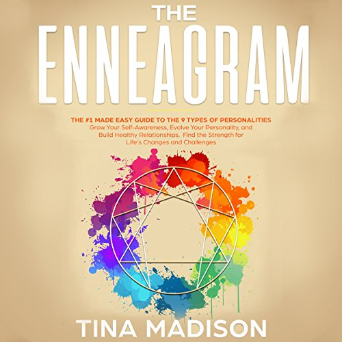 The Enneagram: The #1 Made Easy Guide to the 9 Types of Personalities audiobook cover art